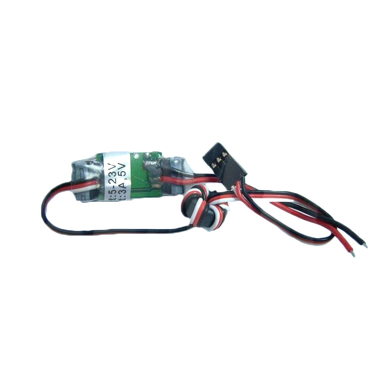 Bluelans BEC UBEC 3A 5V Brushless Receiver Servo Power Supply for RC Airplane Aircraft skywing 200a brushless esc with 5v 3a bec for for fixed wing rc airplane