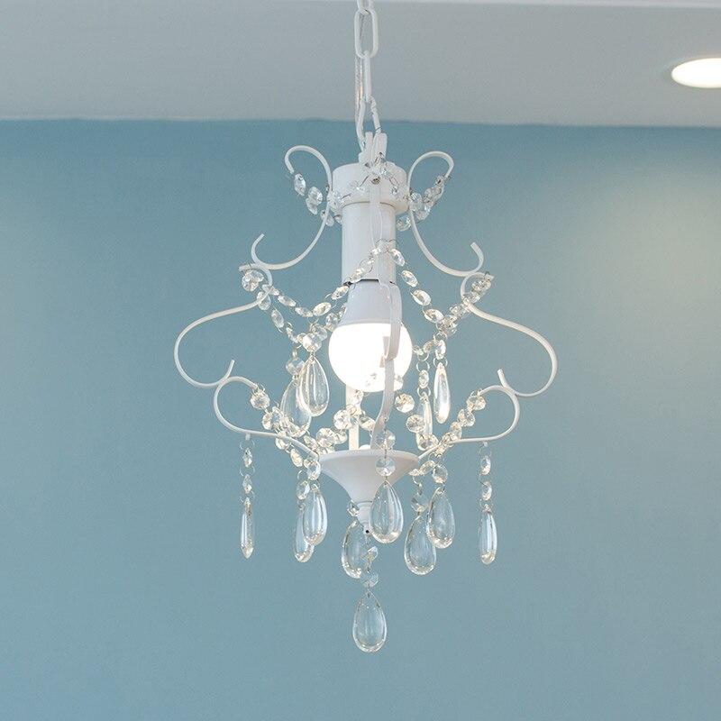 Здесь продается  Nordic Bedroom Lamp Creative Personality Pendant Lights Warm And Romantic Dining Room Children