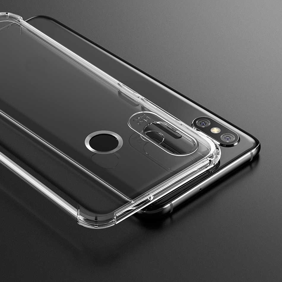 Huawei P Smart плюс Чехол Мягкий противоударный на Honor 8C 8X Max 7A 7C 9 10 Коврики 20 P20 Pro Lite Y5 Y6 Y7 Prime 2018 Nova 3 3i чехол