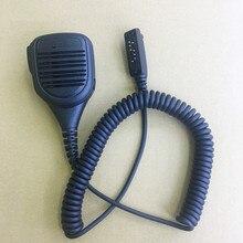 Handfree MIC Динамик микрофон для Sepura STP8000 STP9000 и т. д. двухстороннее радио радиолюбителей КВ трансивер с 3,5 мм jack