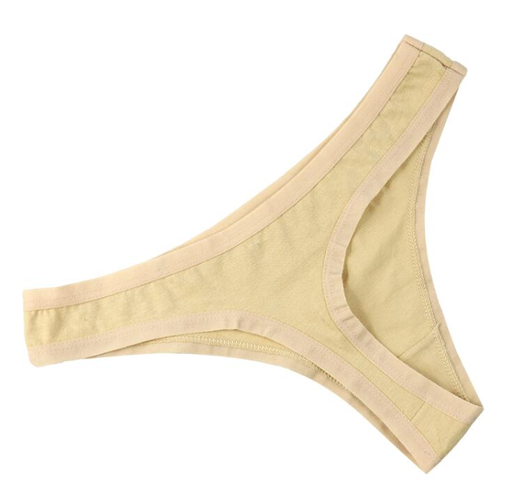 0e8bff9a739 Dropwow Plus Size XL XXL XXXL Cotton Sexy Women s Thong Underwear ...