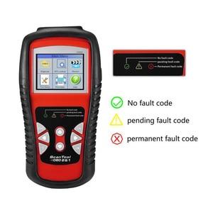 Image 5 - Portable Car Diagnostic Tools KW830 OBDII EOBD Auto Scanner TFT Color Display 10 OBDII Test Modes Car Vehicle Diagnostic Tool
