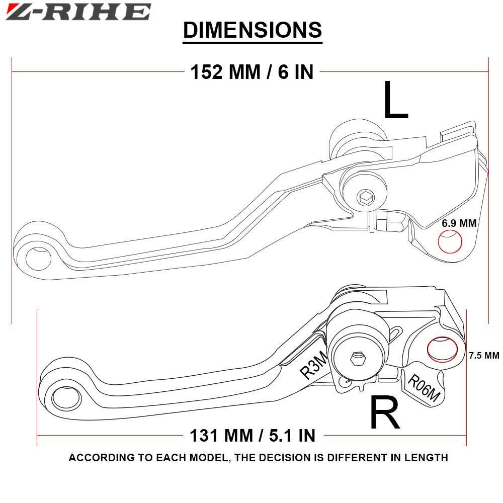 motorcycle brake lever and hand grip Dirt Bike Pivot Brake Clutch Levers  for Kawasaki KX250F KX250 KX450F KLX450R KX250F SX 85-in Levers, Ropes &  Cables ...