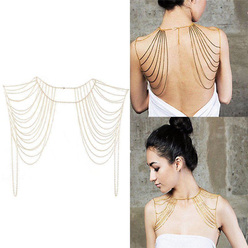 HTB18.zmkviSBuNkSnhJq6zDcpXad Vintage Bohemian Necklaces Collar Shoulder Chain Long Necklaces