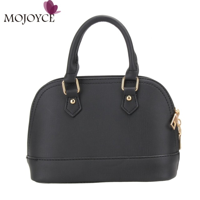 0910634fff654 Women Brand Leather Handbags Luxury Famous Designer Shell Bag Women  Messenger Bag Fashion Ladies Shoulder Bags
