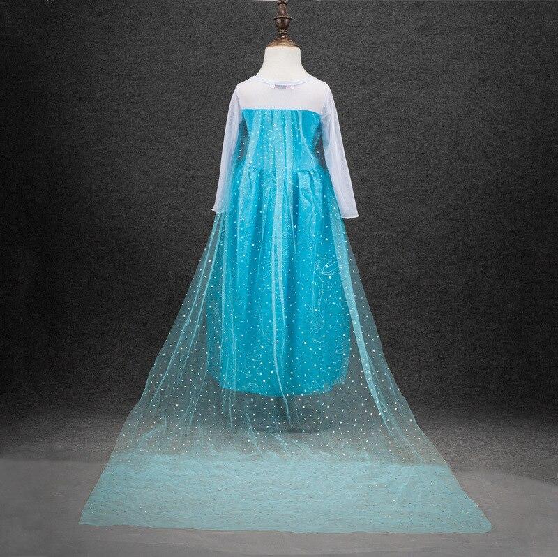 HTB180.gd7fb uJkSndVq6yBkpXat Queen Elsa Dresses Elsa Elza Costumes Princess Anna Dress for Girls Party Vestidos Fantasia Kids Girls Clothing Elsa Set