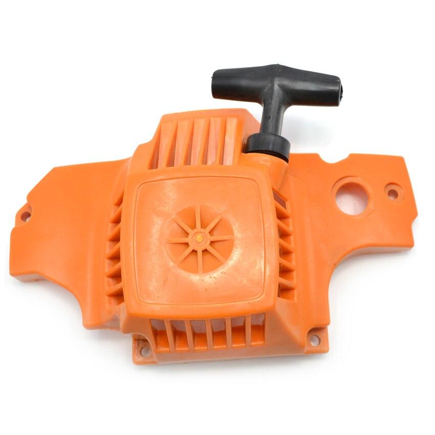 где купить P350 Chainsaw Recoil Starter Assy fit Partner 350 351 Engine Start Parts Replaces по лучшей цене
