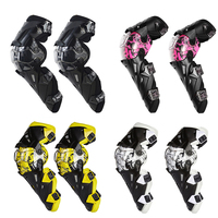 Warm Lining Motorcycle Kneepads Unisex Motocross Knee Protector Motorbike Motorsports Racing Riding Knee Pads Protective Gear