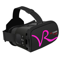 3D VR Glasse box focus adjustable virtual reality headset Movie Game For IOS, Android smartphones Series within 4.7-6 inch phone
