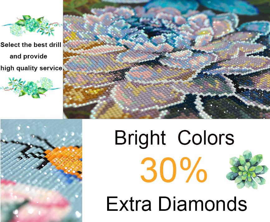 5D DIY Diamond Painting religion Cross Stitch Diamond Embroidery Christmas Diamond Mural Gift Home Decoration