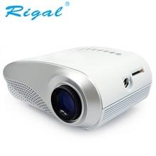 Rigal font b Projector b font RD802 Classics LED MINI font b Projector b font 200Lumens