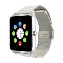Smart watch gt08 plus uhr sync notifier unterstützung sim karte bt v4.0 konnektivität für ios android phone anti-verlorene smartwatch legierung
