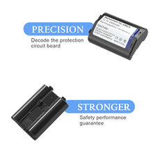 лучшая цена 11.1V 2400mAh Li-ion EN-EL4A EN-EL4a  ENEL4 EN EL4 Battery for Nikon D3S D2H D2Hs D3 D2Xs D2X D300 F6 D2Z D3X F6 Grip 20 L15