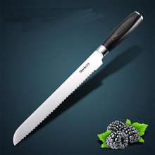 "8 ""stainless steel chef knife kitchen knives Japanese knife multipurpose knife frozen meat cleaver Kitchen Cooking Tools"