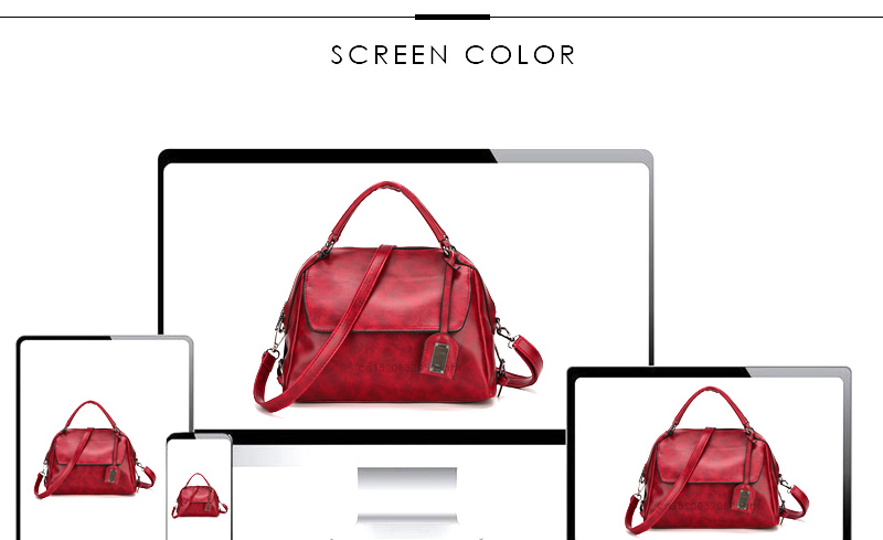 18 Women Messenger Bags Crossbody Soft Leather Shoulder Female Bag Flap Bolsa Feminina Designer Handbags High Quality Brand 19