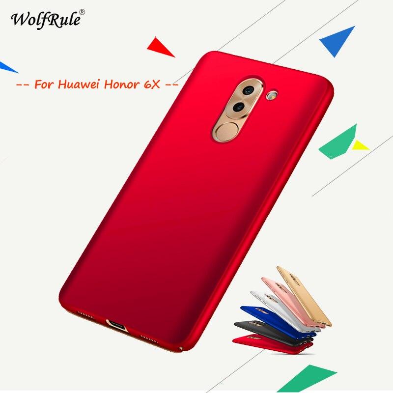 WolfRule για κάλυμμα Huawei Honor 6X Case - Ανταλλακτικά και αξεσουάρ κινητών τηλεφώνων - Φωτογραφία 1