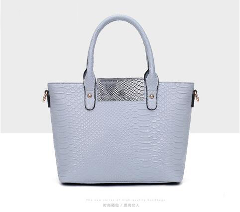 2019 women bag fashion Sac a main bolsa feminina women clutch Shoulder handbags leather tote bags luxury messenger beach 2017-in Shoulder Bags from Luggage & Bags    3