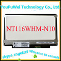 11.6'' slim lcd matrix NT116WHM-N10 N116BGE-L41/L42/LB1 B116XW01 V.0 left+right screw holes led screen panel  40pin