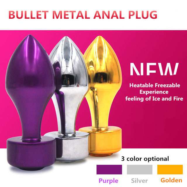 3 color stainless Anal Butt Plug Metal dildo,erotic toys,Sex Products for couples,Rhinestone anal penis,Adult Sex Toys For Women