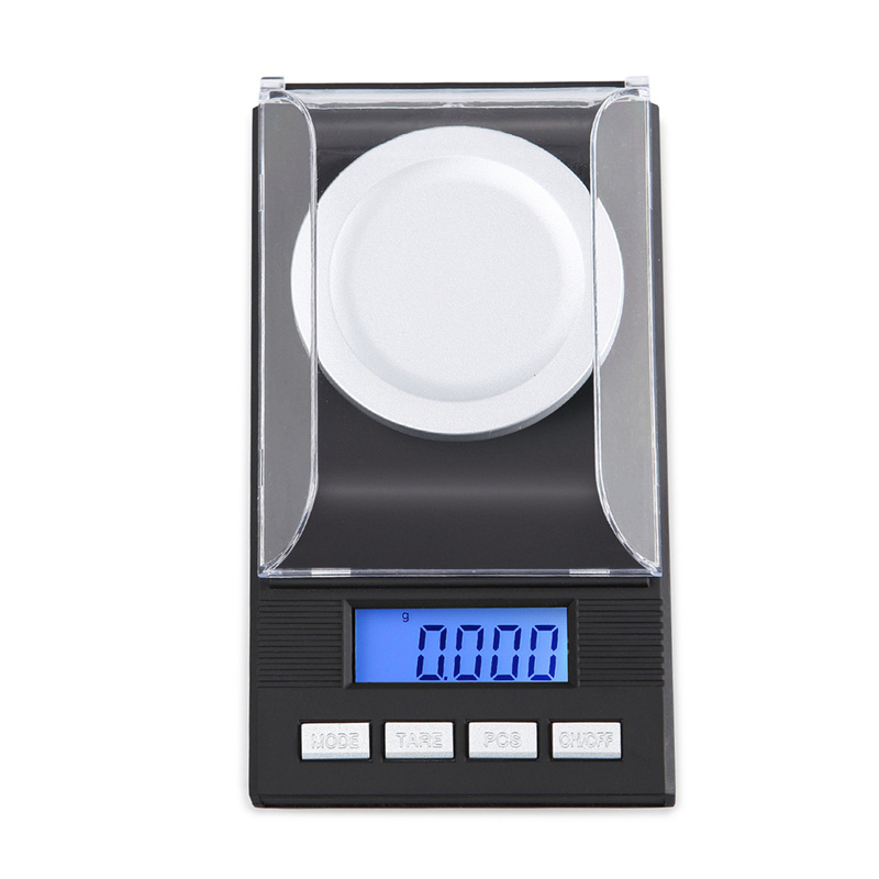 20g 50g x 0.001g Pocket LCD Digital Jewelry Scale Weight Balance Electronic Gram