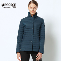 MIEGOFCE 2018 New Spring Collection of Jacket Stylish Windproof Women's Parka Coat Female Spring Jacket Coat Women Quilted Coat