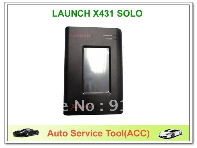 X431 solo launch diagnostic tool free update english 111 car newest software JUL,2013  free shipping