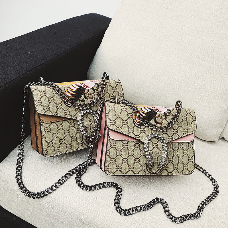 SZIVV New Handbags Women Bags Designer Chain Bag Women Messenger Bags Vintage Small Crossbody Bags For Women 2019 Bolsa Feminina 6