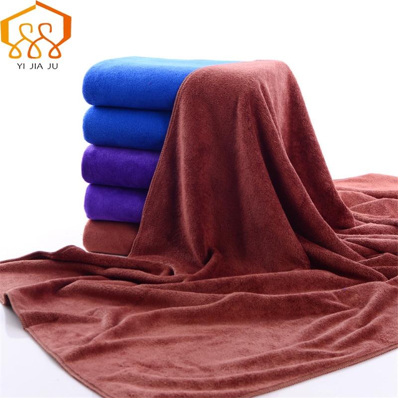 160 * 60CM Microfiber Bath Tuala Beach Towel Soft Super Penyerap - Tekstil rumah