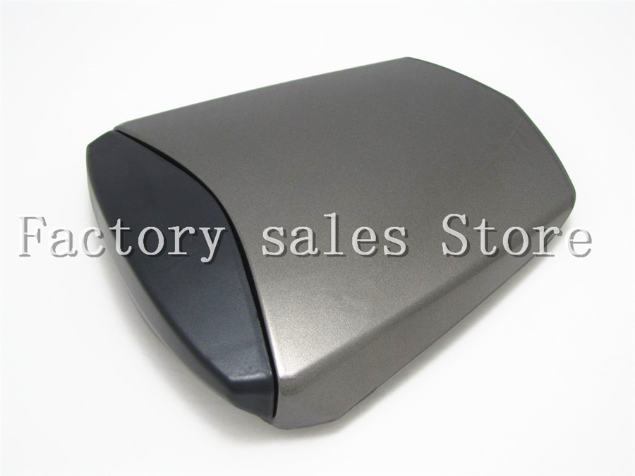 For Yamaha YZF600 YZF 600 R6 2003 2004 2005 03 04 05 Gray Rear Seat Cover Cowl Solo Racer Scooter Seat Motorcycle YZFR6