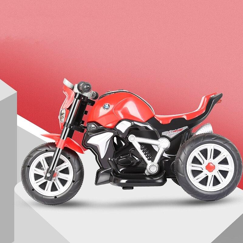Voiture électrique pour enfants monter sur les enfants conduire tricycle véhicule enfant en bas âge enfants 1-3-5 ans jouets de plein air bébé filles garçons cadeau - 2
