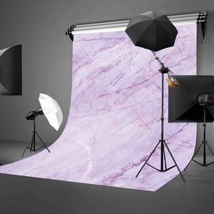 Image 2 - 5x7 pies mármol violeta diseño de textura telón de fondo para sesión de fotos accesorios de estudio de fotografía