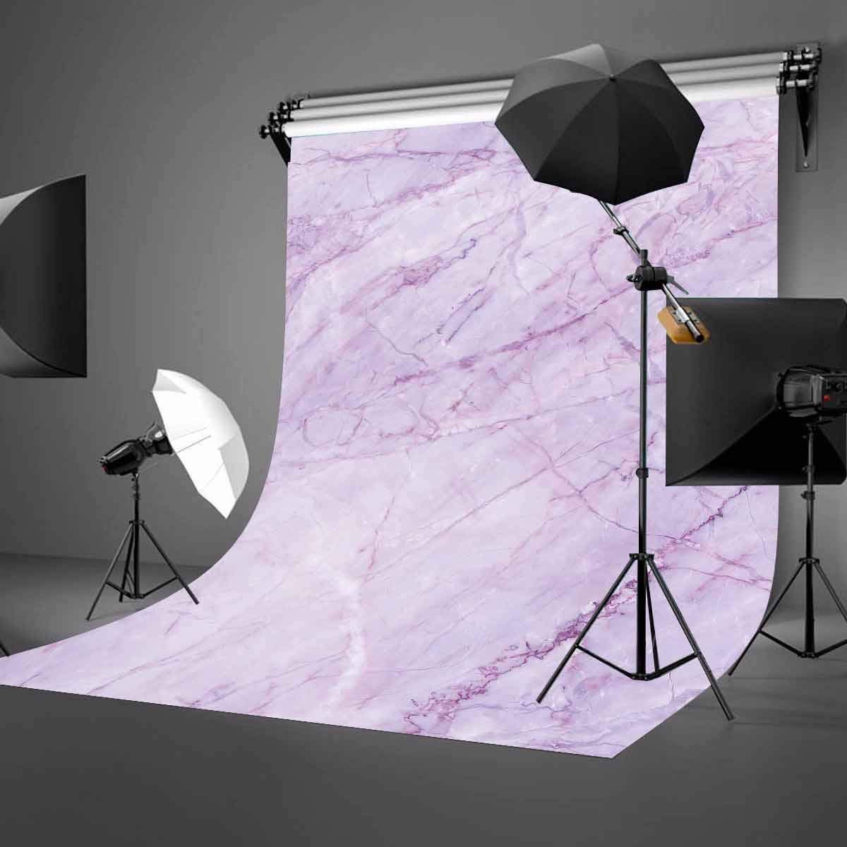 Image 2 - 5x7ft Violet Marble Texture Pattern Backdrop for Photo Shoot Background Photography Studio Props-in Photo Studio Accessories from Consumer Electronics