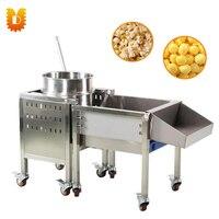 Stainless Steel Hand Type Popcorn Popper/Popcorn Machine
