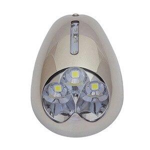 Image 1 - Водонепроницаемый светодиодный навигасветильник для лодки, 12 В