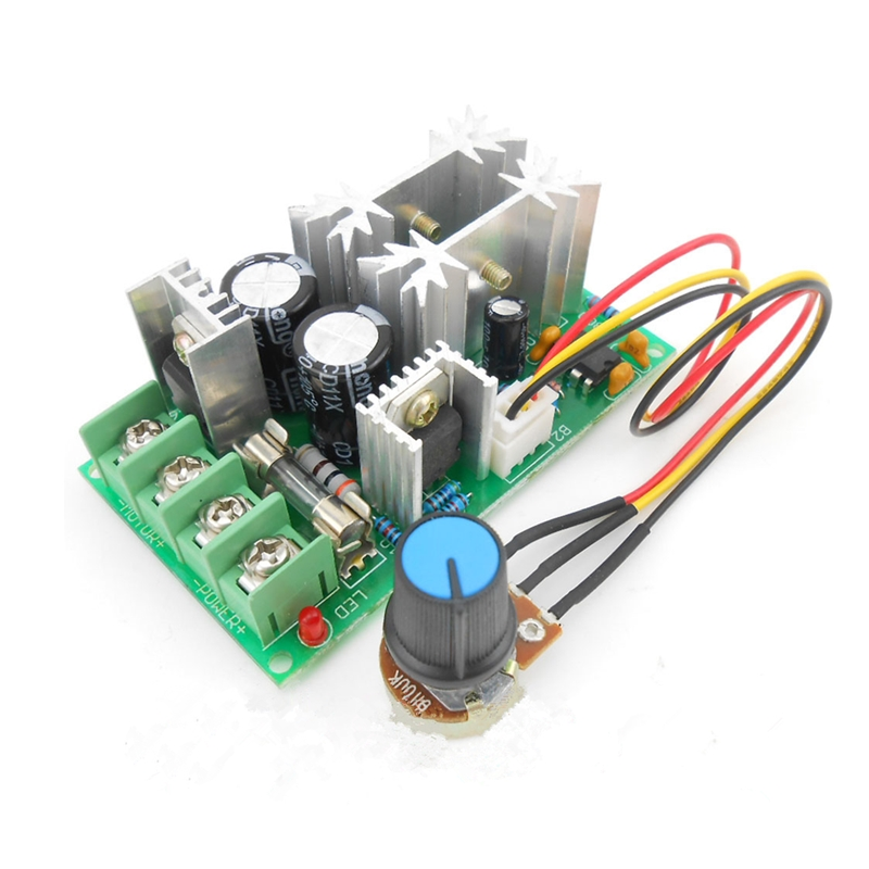 All kinds of cheap motor pwm dc motor speed controller 20a