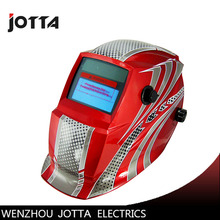 red coll   Auto darkening welding helmet/face mask/Electric welder mask/cap for the welding machine