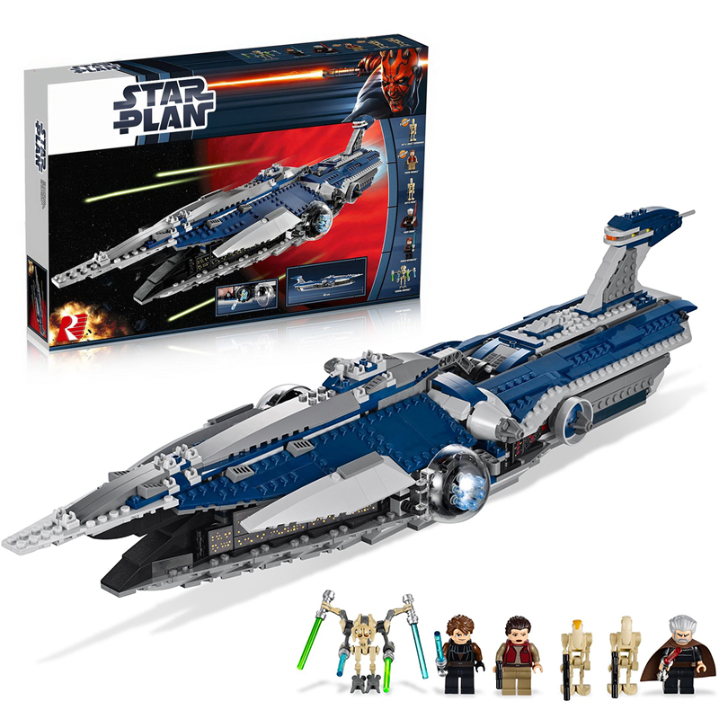 Lepin 05072 Malevolence building bricks blocks Toys for children Game Plane Weapon Compatible with Decool Bela 7665 lepin 02012 city deepwater exploration vessel 60095 building blocks policeman toys children compatible with lego gift kid sets