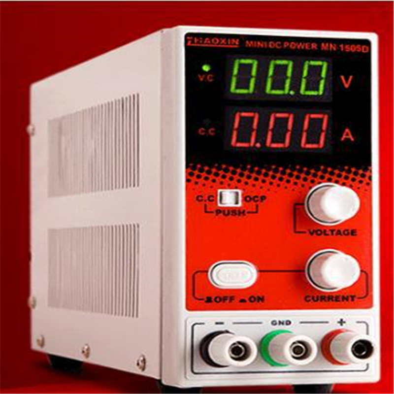DC power supply 15V5A adjustable DC power supply mini switch mode power MN-1505DOVP/OCP/OTP low power 15V/5A 110V-230V cps 6011 60v 11a digital adjustable dc power supply laboratory power supply cps6011