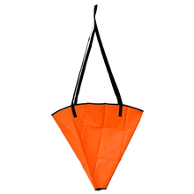 Sea Anchor Drogue Sail Drift Brake para yate de barco de 18 pulgadas, para 12-14ft Kayak Canoe Fishing Boat Dinghy Yatch Water Sports Acces