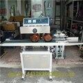 LGYF-2000BX continua máquina de sellado de inducción mascota botella de plástico máquina de sellado de papel de aluminio sellado de la máquina