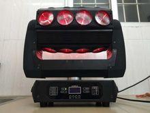 China market 16X10w 4-in-1 RGBW led spider moving head beam stage lighting dmx dj equipment for ktv bar disco 360 rotation