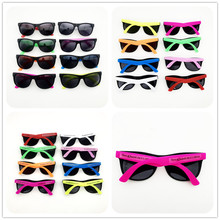 6a147225ec7 48 pairs lot CUSTOMIZE PARTY SUNGLASSES WHOLESALE UNISEX 80 S RETRO STYLE  BULK LOT PROMOTIONAL SUNGLASSES