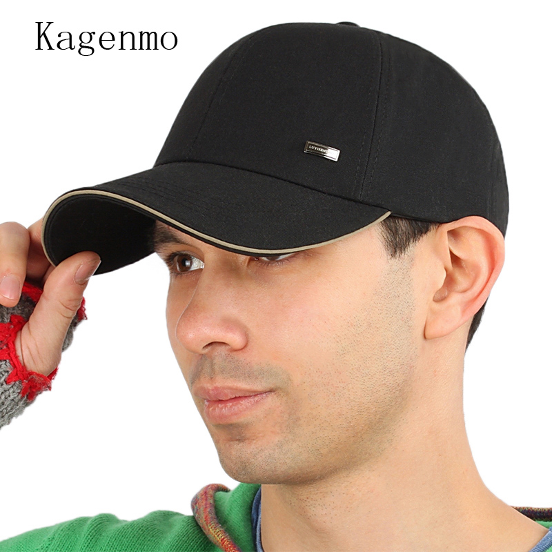 54cdfc8dadf Kagenmo Hat male baseball cap autumn and winter cap male autumn sun hat  fashionable casual cap breathable male hats