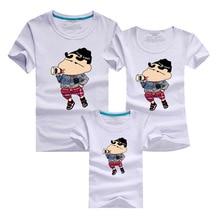 Family Look Funny T font b shirt b font 2016 Harajuku Skate Sport Brand Clothing Cotton
