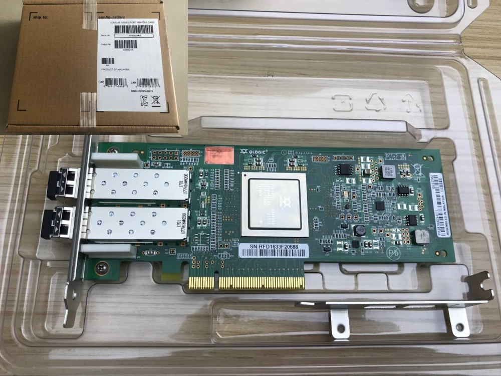 все цены на 412911-B21 439946-001 SC11Xe PCI-E U320 SCSI Fibre Channel Adapters онлайн