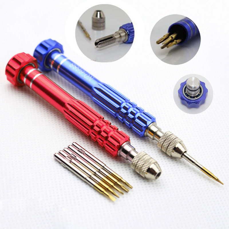 5 in 1 repair repair open tool kit precision screwdrivers set set of tools screwdriver. Black Bedroom Furniture Sets. Home Design Ideas