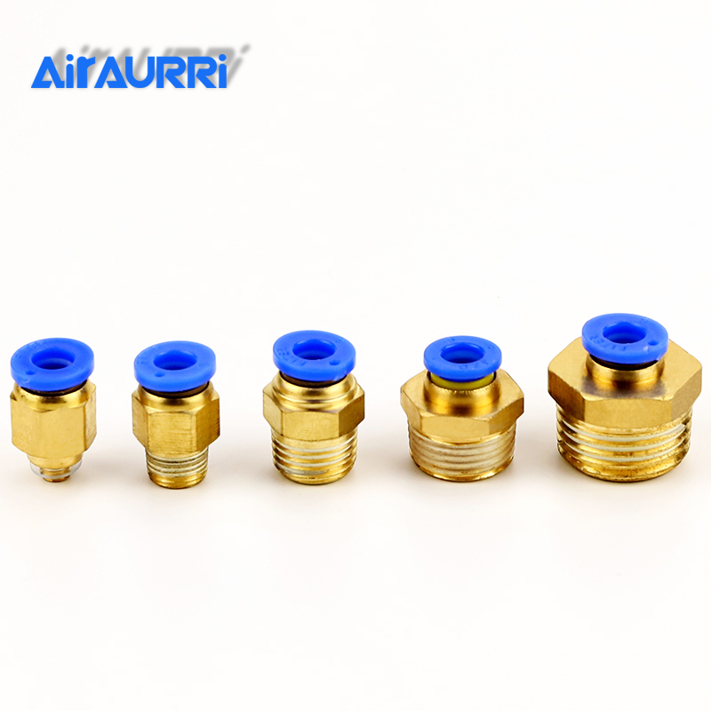 EsportsMJJ 1//4 Inch BSP Female Hose Tails 10 Bar to 6mm//8mm Tube For Pressure Gauges Hoses Brass 6mm