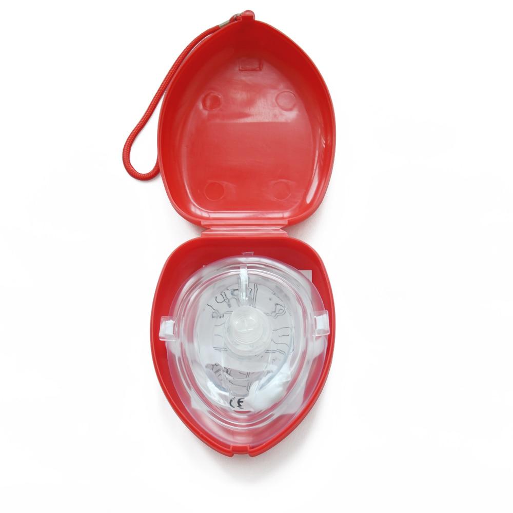 1 styck HLR-resuscitator Räddningsmaskiner Mouth To Mouth Med - Sjukvård - Foto 4