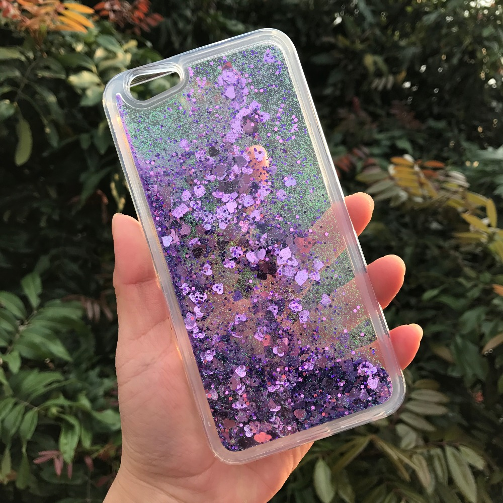 top fashion a97b7 6bd97 US $2.5  Aliexpress.com : Buy For Oppo F1s Liquid Case Lovely Heart Glitter  Dynamic Water Quicksand Soft TPU Phone Cases for Oppo A59 Back Cover ...