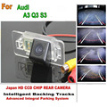 Car Camera For Audi A3 Q3 S3 A5 S5 Q5 RS5 CCD Night Verson Rearview Camera Smart Backing Tracks Camera